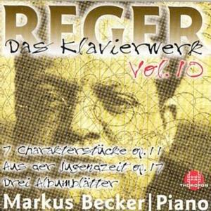 Das Klavierwerk Vol.10