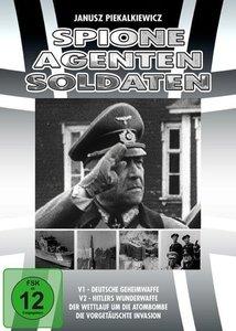 Spione - Agenten - Soldaten - Box 1. Folge 1-4