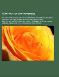 Harry Potter controversies