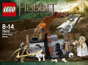 Lego 79015 - The Hobbit: Kampf mit dem Hexenkönig