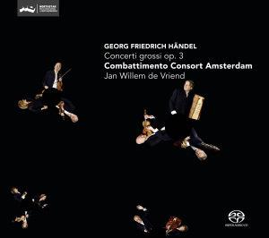 Concerti Grossi Opus 3