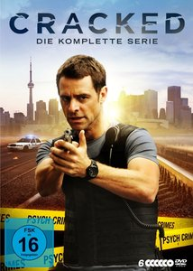 Cracked - Gesamtbox (Staffel 1+2)