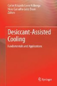Desiccant-Assisted Cooling