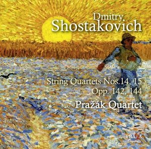 Streichquartette 14,15 op.142,144