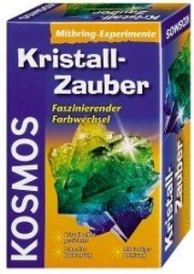 Kosmos 659240 - Mitbringexperimente: Kristall-Zauber