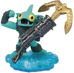 Skylanders Swap Force: Triple Pack C (STAR STRIKE, GILL GRUNT, T