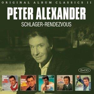 Original Album Classics,Vol. II (Schlager-Rendezv
