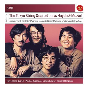The Tokyo String Quartet Plays Haydn+Mozart