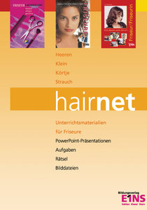Hairnet CD-ROM für Friseure