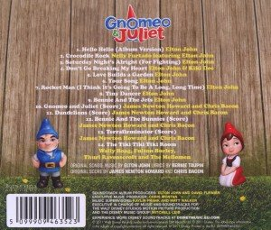 Gnomeo & Juliet (By Elton John)
