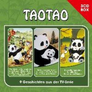 Tao Tao Tao Tao - 3-CD Hörspielbox