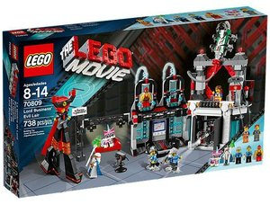 LEGO® Lego Movie 70809 - Lord BusinessHauptzentrale