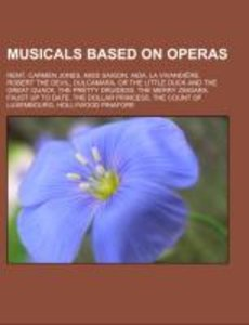 Musicals based on operas