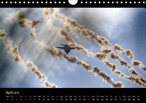 F-16 ZEUS. Hellenic Thunder. (Wall Calendar 2015 DIN A4 Landscap