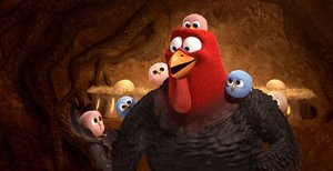 Free Birds-Esst uns an einem anderen Tag 3D/2D B