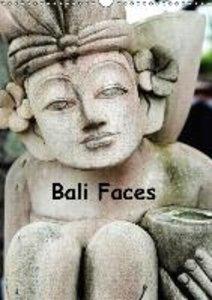 Bali Faces (Wall Calendar 2015 DIN A3 Portrait)