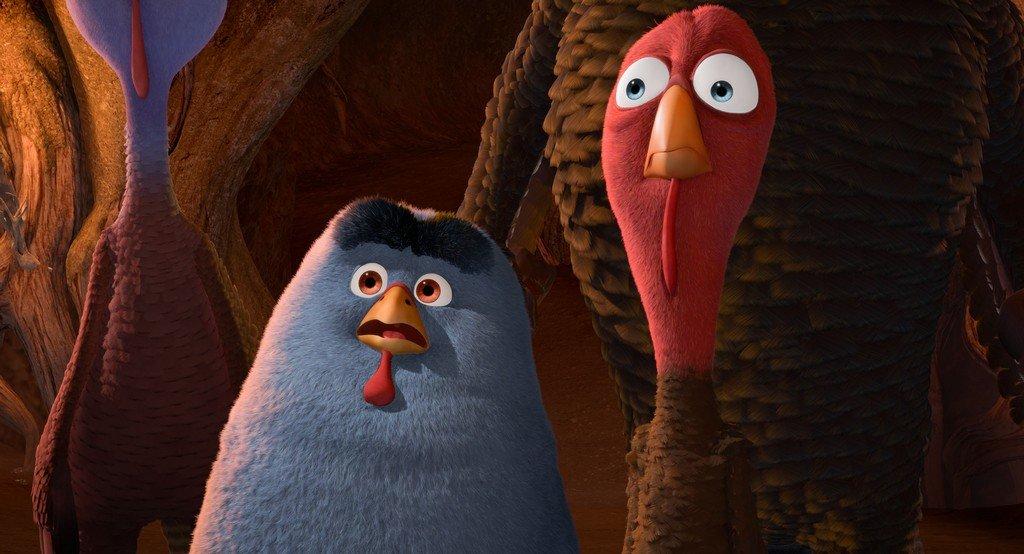 Free Birds-Esst uns an einem anderen Tag 3D/2D B - zum Schließen ins Bild klicken