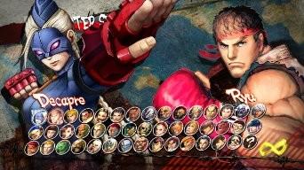 Ultra Street Fighter IV - zum Schließen ins Bild klicken