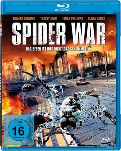 Spider War (Blu-Ray)