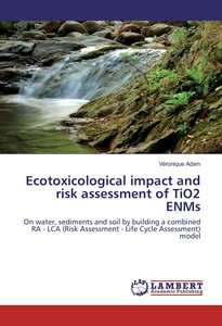 Ecotoxicological impact and risk assessment of TiO2 ENMs