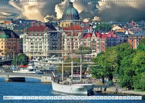 Stockholm - Venedig des Nordens