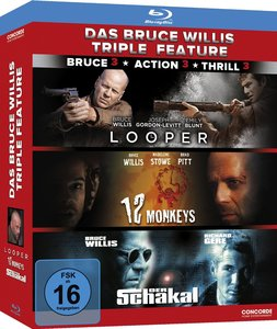 Das Bruce Willis Triple Feature (Blu-ray)