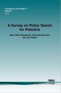 Survey on Policy Search for Robotics