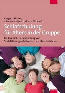 Schlafschulung für Ältere in der Gruppe
