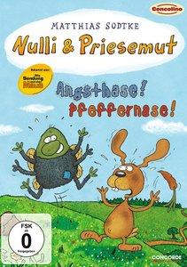 Nulli & Priesemut-Angsthase! Pfeffernase! (DVD)