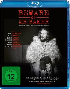 Beware of Mr.Baker (Blu-ray)