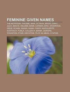 Feminine given names
