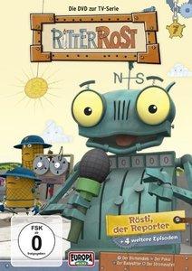 Ritter Rost - DVD zur TV Serie 07. Rösti, der Reporter