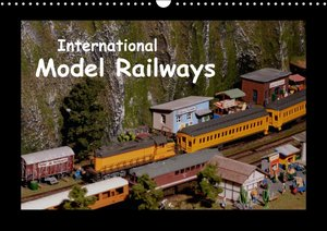 International Model Railways / UK-Version (Wall Calendar 2015 DI