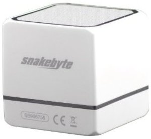 snakebyte audio:cube - Portabler Bluetooth Lautsprecher mit Akku