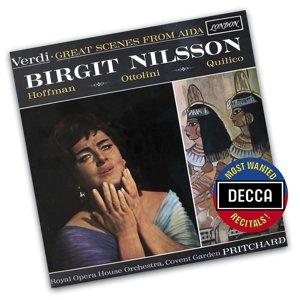 Birigt Nilsson: Große Szenen Aus Aida (DMWR)