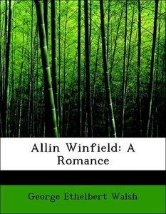 Allin Winfield: A Romance
