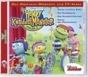 Henry Knuddelmonster-Folge 3