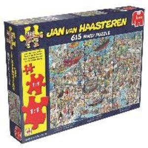 Jumbo Spiele 17217 - JVH: Family Puzzle, United Europe, 615 Teil
