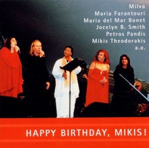 Happy Birthday,Mikis!