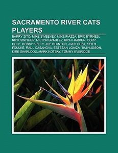Sacramento River Cats players