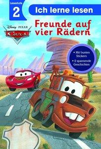 Disney: Erstleser Cars. Freunde auf vier Rädern