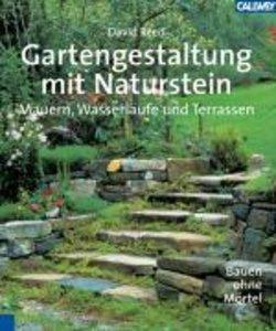 Gartengestaltung mit Naturstein