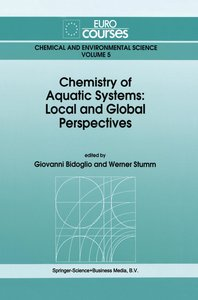 Chemistry of Aquatic Systems: Local and Global Perspectives
