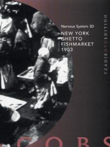 New York Ghetto Fish Market 1903