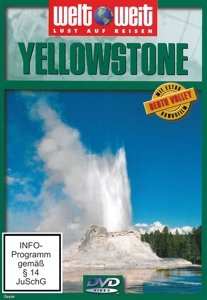 USA-Yellowstone (Bonus Death Valley)