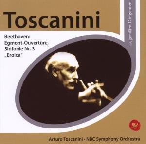 Legendäre Dirigenten-Toscanini/Sinfonien