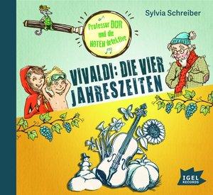 Professor Dur und die Notendetektive. Vivaldi: Die vier Jahresze