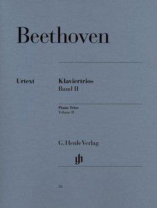 Klaviertrios, Band II
