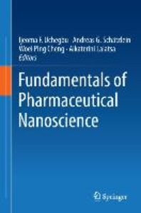 Fundamentals of Pharmaceutical Nanoscience