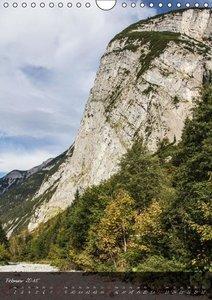 Eisele, H: Karwendel - Hinterriss-Eng (Wandkalender 2015 DIN